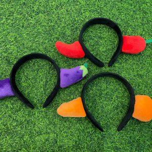 茄子/辣椒/紅蘿蔔頭箍